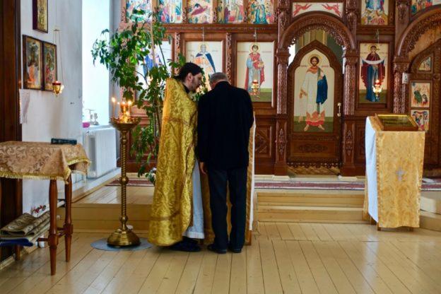 Храм в честь Святой Троицы села Юргинское