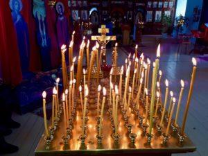 Храм в честь Святой Троицы с. Юргинское