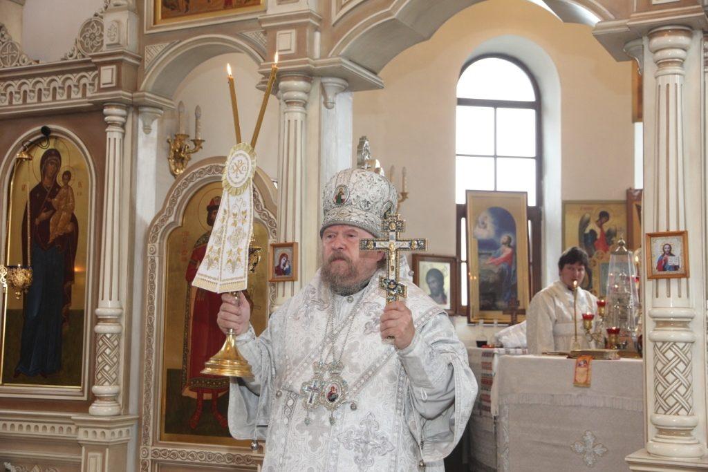 РОЖДЕСТВЕНСКОЕ ПОСЛАНИЕ епископа Ишимского и Аромашевского ТИХОНА